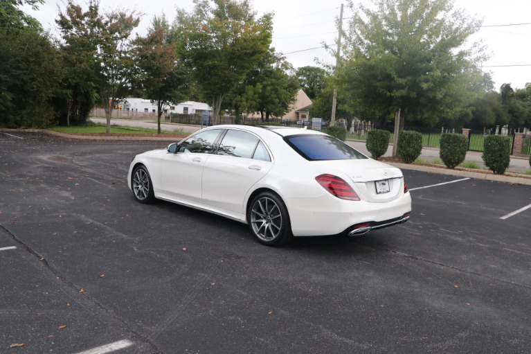 Used 2018 Mercedes-Benz S 560 PREMIUM 1 AMG LINE W/NAV for sale $70,860 at Auto Collection in Murfreesboro TN 37130 4