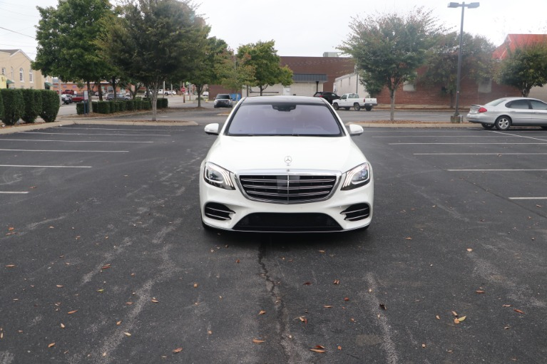 Used 2018 Mercedes-Benz S 560 PREMIUM 1 AMG LINE W/NAV for sale $70,860 at Auto Collection in Murfreesboro TN 37130 5