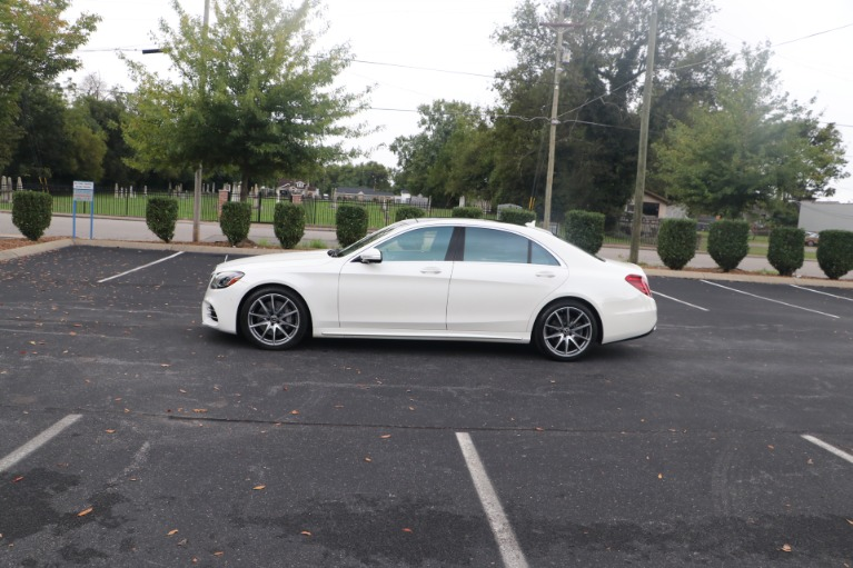 Used 2018 Mercedes-Benz S 560 PREMIUM 1 AMG LINE W/NAV for sale $70,860 at Auto Collection in Murfreesboro TN 37130 7
