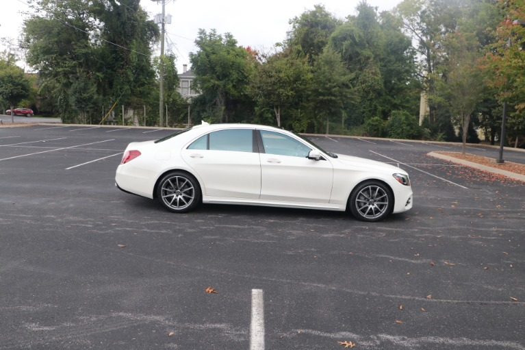 Used 2018 Mercedes-Benz S 560 PREMIUM 1 AMG LINE W/NAV for sale $70,860 at Auto Collection in Murfreesboro TN 37130 8