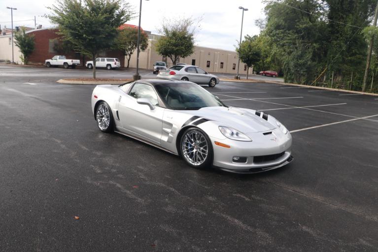 Used Used 2011 Chevrolet Corvette ZR-1 3ZR W/NAV for sale $73,950 at Auto Collection in Murfreesboro TN