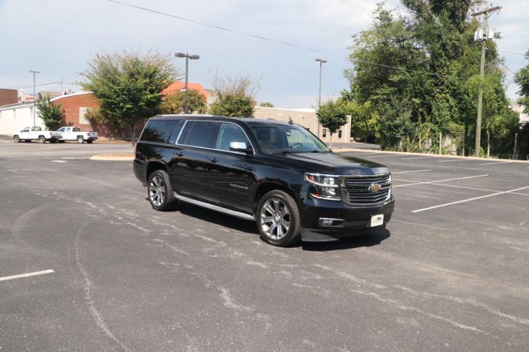 Used 2015 Chevrolet Suburban LTZ 4WD W/NAV TV/DVD for sale $44,950 at Auto Collection in Murfreesboro TN 37130 1