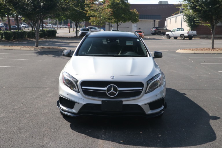 Used 2015 Mercedes-Benz GLA 45 AMG PREMIUM BLACK SERIES AWD W/NAV for sale $34,662 at Auto Collection in Murfreesboro TN 37130 5