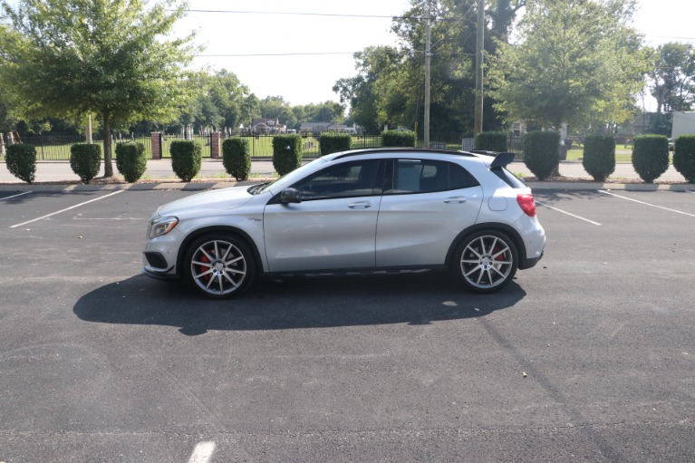 Used 2015 Mercedes-Benz GLA 45 AMG PREMIUM BLACK SERIES AWD W/NAV for sale $34,662 at Auto Collection in Murfreesboro TN 37130 7
