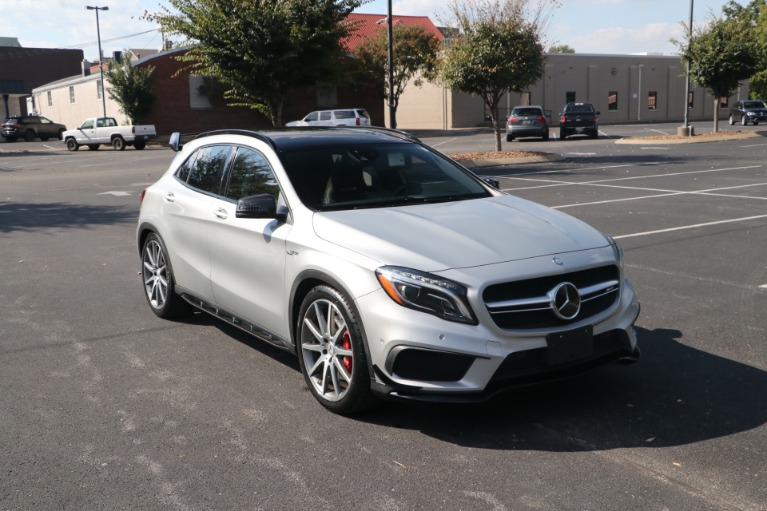 Used 2015 Mercedes-Benz GLA 45 AMG PREMIUM BLACK SERIES AWD W/NAV for sale $34,662 at Auto Collection in Murfreesboro TN 37130 1