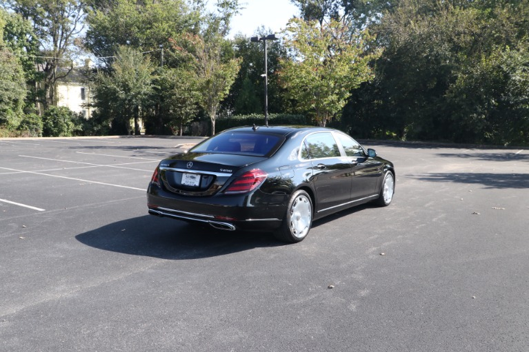 Used 2018 Mercedes-Benz Maybach S 650 RWD W/MAGIC SKY CONTROL for sale $191,950 at Auto Collection in Murfreesboro TN 37130 3