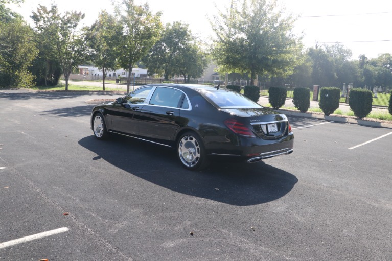 Used 2018 Mercedes-Benz Maybach S 650 RWD W/MAGIC SKY CONTROL for sale $191,950 at Auto Collection in Murfreesboro TN 37130 4