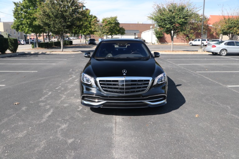 Used 2018 Mercedes-Benz Maybach S 650 RWD W/MAGIC SKY CONTROL for sale $191,950 at Auto Collection in Murfreesboro TN 37130 5