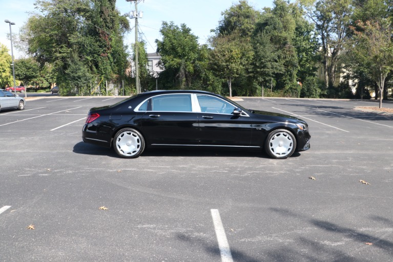 Used 2018 Mercedes-Benz Maybach S 650 RWD W/MAGIC SKY CONTROL for sale $191,950 at Auto Collection in Murfreesboro TN 37130 8
