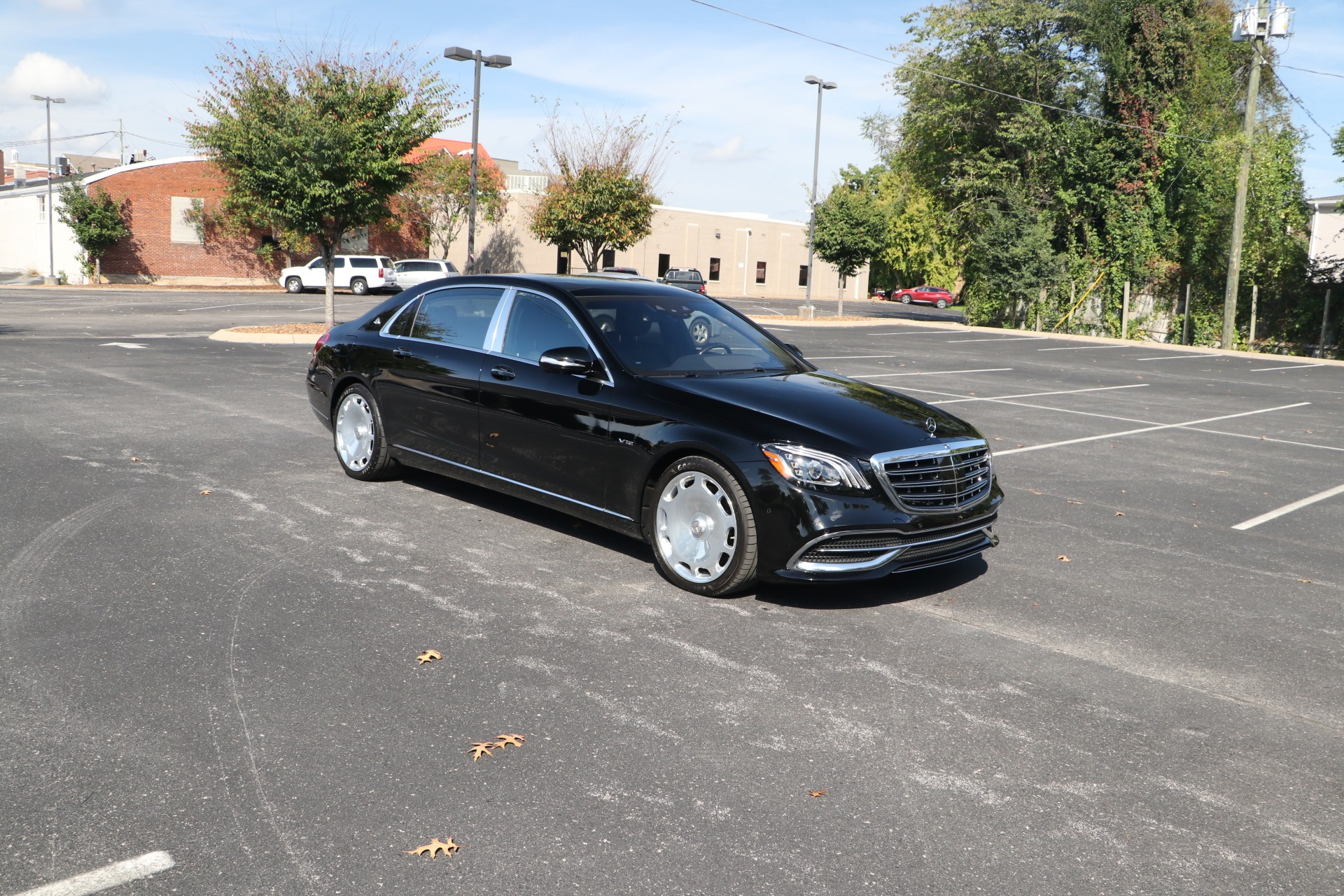 Used 2018 Mercedes-Benz Maybach S 650 RWD W/MAGIC SKY CONTROL for sale $191,950 at Auto Collection in Murfreesboro TN 37130 1