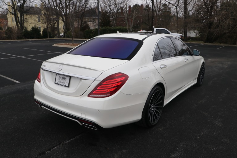 Used 2017 Mercedes-Benz S550 RWD PREMIUM W/SPORT PACKAGE for sale $51,576 at Auto Collection in Murfreesboro TN 37130 3