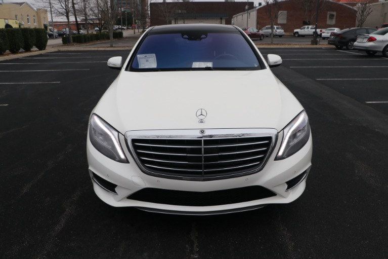 Used 2017 Mercedes-Benz S550 RWD PREMIUM W/SPORT PACKAGE for sale $51,576 at Auto Collection in Murfreesboro TN 37130 5