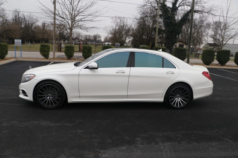 Used 2017 Mercedes-Benz S550 RWD PREMIUM W/SPORT PACKAGE for sale $51,576 at Auto Collection in Murfreesboro TN 37130 7