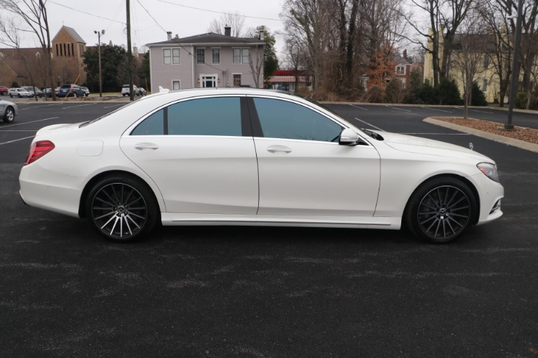 Used 2017 Mercedes-Benz S550 RWD PREMIUM W/SPORT PACKAGE for sale $51,576 at Auto Collection in Murfreesboro TN 37130 8