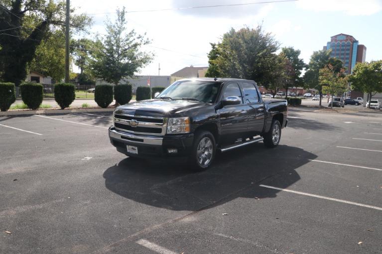 Used 2011 Chevrolet Silverado 1500 LT CREW CAB RWD for sale $19,950 at Auto Collection in Murfreesboro TN 37130 2