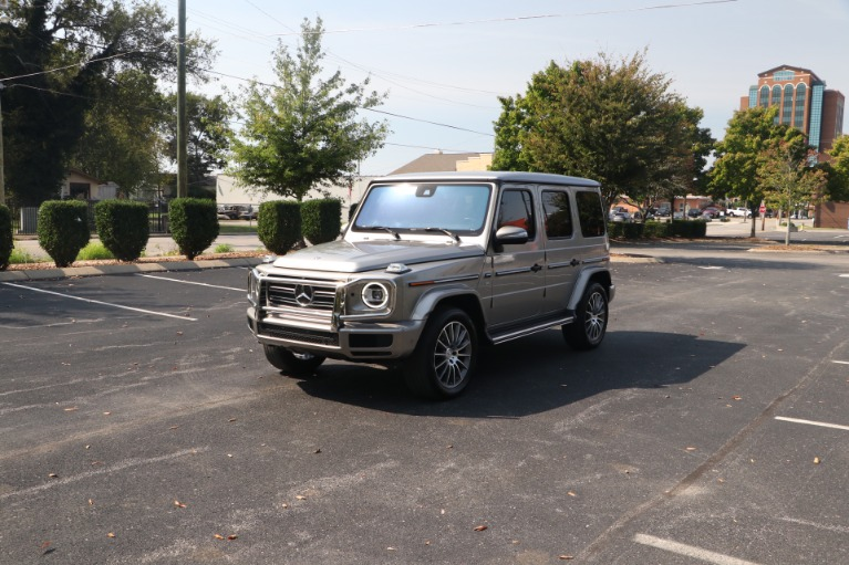 Used 2019 Mercedes-Benz G 550 4MATIC W/AMG LINE PACKAGE for sale $169,950 at Auto Collection in Murfreesboro TN 37130 2
