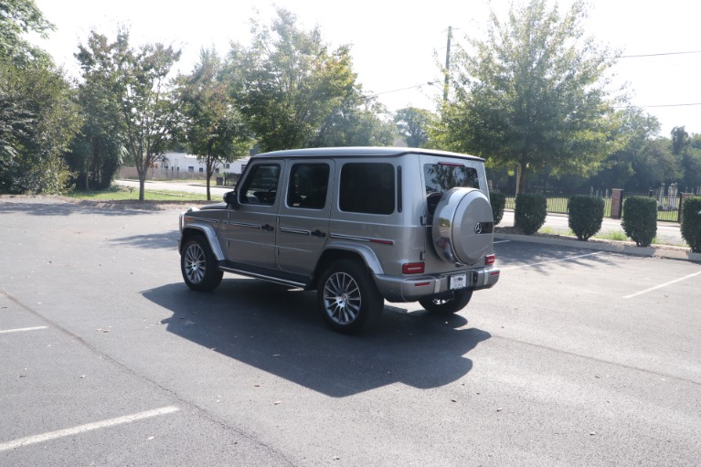 Used 2019 Mercedes-Benz G 550 4MATIC W/AMG LINE PACKAGE for sale $169,950 at Auto Collection in Murfreesboro TN 37130 4
