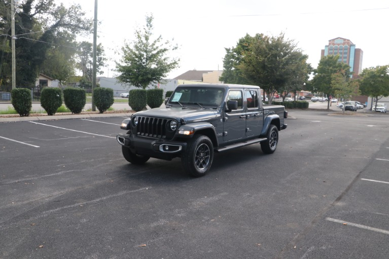 Used 2021 Jeep Gladiator Overland CREW CAB CONVERTIBLE 4X4 for sale $56,950 at Auto Collection in Murfreesboro TN 37130 2