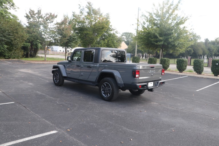 Used 2021 Jeep Gladiator Overland CREW CAB CONVERTIBLE 4X4 for sale $56,950 at Auto Collection in Murfreesboro TN 37130 4