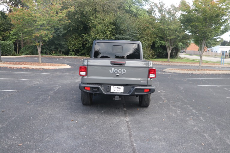 Used 2021 Jeep Gladiator Overland CREW CAB CONVERTIBLE 4X4 for sale $56,950 at Auto Collection in Murfreesboro TN 37130 6