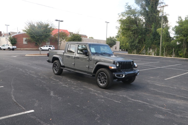Used Used 2021 Jeep Gladiator Overland CREW CAB CONVERTIBLE 4X4 for sale $56,950 at Auto Collection in Murfreesboro TN