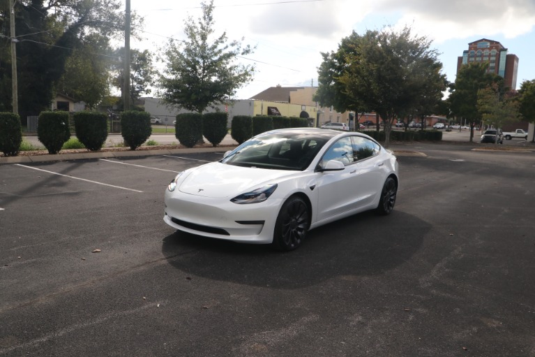 Used 2021 Tesla Model 3 PERFORMANCE AWD W/NAV for sale $66,000 at Auto Collection in Murfreesboro TN 37130 2