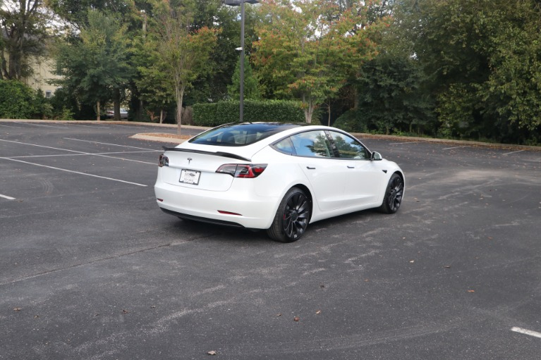 Used 2021 Tesla Model 3 PERFORMANCE AWD W/NAV for sale $66,000 at Auto Collection in Murfreesboro TN 37130 3