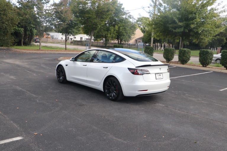 Used 2021 Tesla Model 3 PERFORMANCE AWD W/NAV for sale $66,000 at Auto Collection in Murfreesboro TN 37130 4