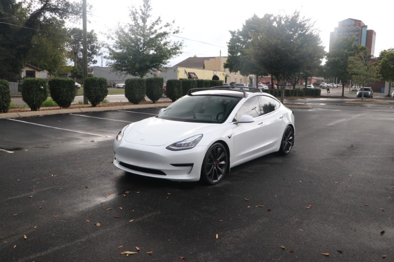 Used 2020 Tesla Model 3 PERFORMANCE AWD W/NAV for sale $63,775 at Auto Collection in Murfreesboro TN 37130 2