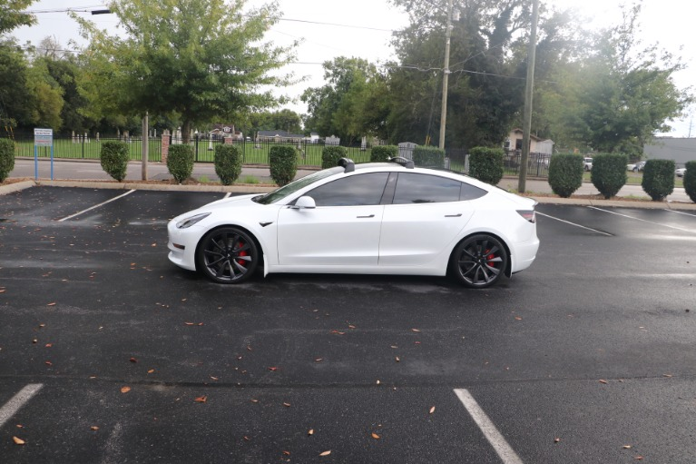 Used 2020 Tesla Model 3 PERFORMANCE AWD W/NAV for sale $63,775 at Auto Collection in Murfreesboro TN 37130 7