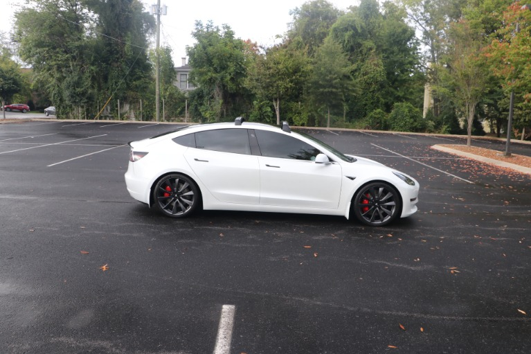 Used 2020 Tesla Model 3 PERFORMANCE AWD W/NAV for sale $63,775 at Auto Collection in Murfreesboro TN 37130 8