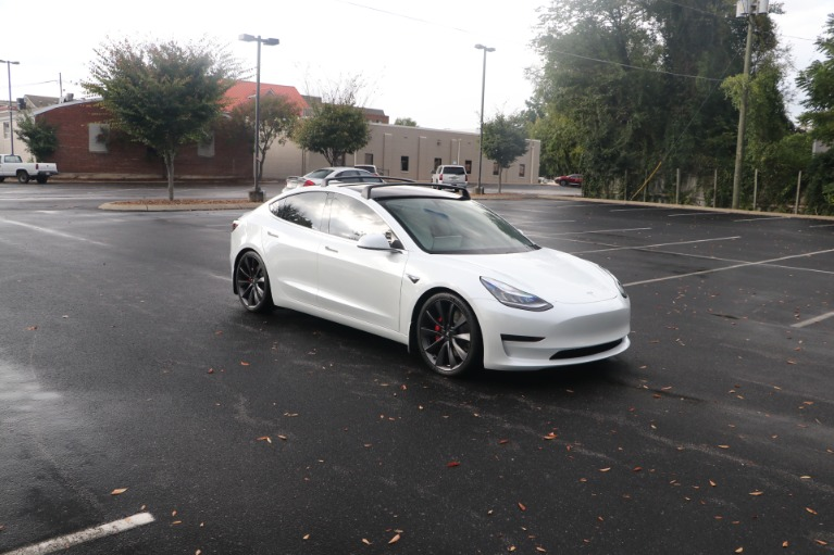 Used Used 2020 Tesla Model 3 PERFORMANCE AWD W/NAV for sale $63,775 at Auto Collection in Murfreesboro TN