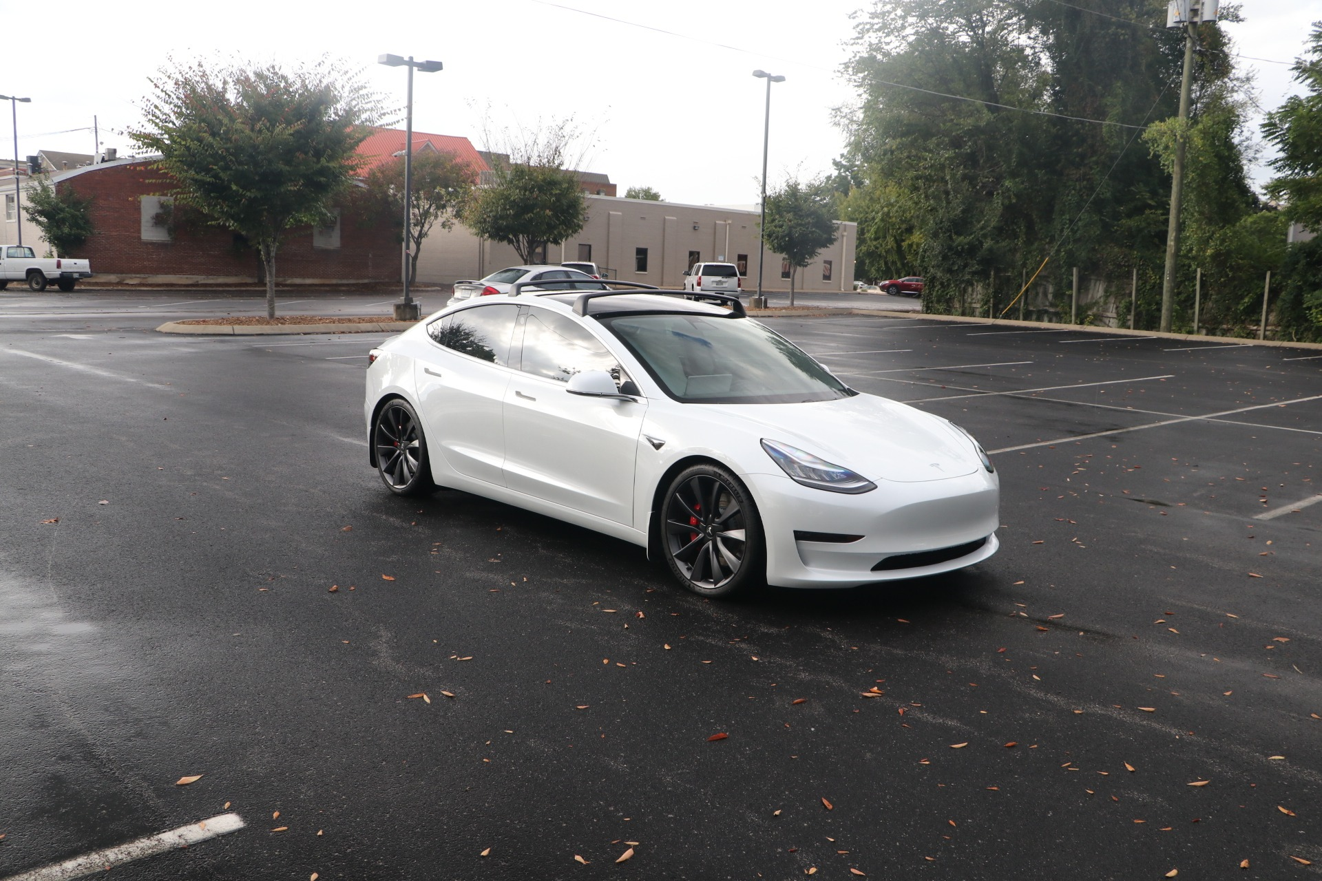 Used 2020 Tesla Model 3 PERFORMANCE AWD W/NAV for sale $63,775 at Auto Collection in Murfreesboro TN 37130 1