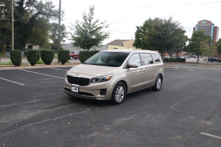 Used 2016 Kia Sedona LX W/LX Convenience Package W/ Rear dvd player for sale Sold at Auto Collection in Murfreesboro TN 37130 2