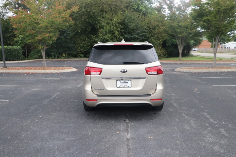 Used 2016 Kia Sedona LX W/LX Convenience Package W/ Rear dvd player for sale Sold at Auto Collection in Murfreesboro TN 37130 6