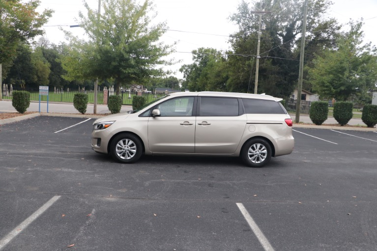 Used 2016 Kia Sedona LX W/LX Convenience Package W/ Rear dvd player for sale Sold at Auto Collection in Murfreesboro TN 37130 7
