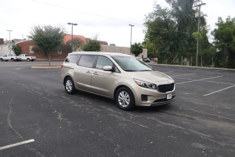 Used 2016 Kia Sedona LX W/LX Convenience Package W/ Rear dvd player for sale Sold at Auto Collection in Murfreesboro TN 37130 1