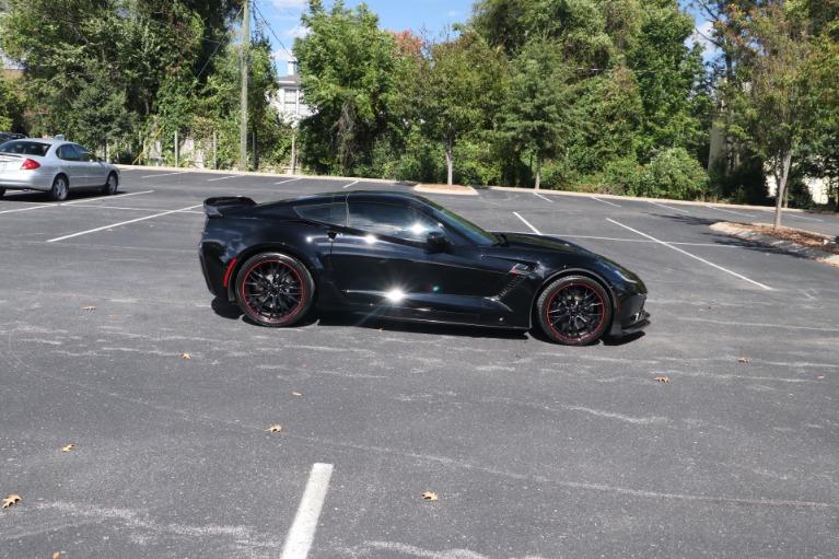 Used 2019 Chevrolet Corvette 3LZ Z06 COUPE W/NAV for sale $86,950 at Auto Collection in Murfreesboro TN 37130 8
