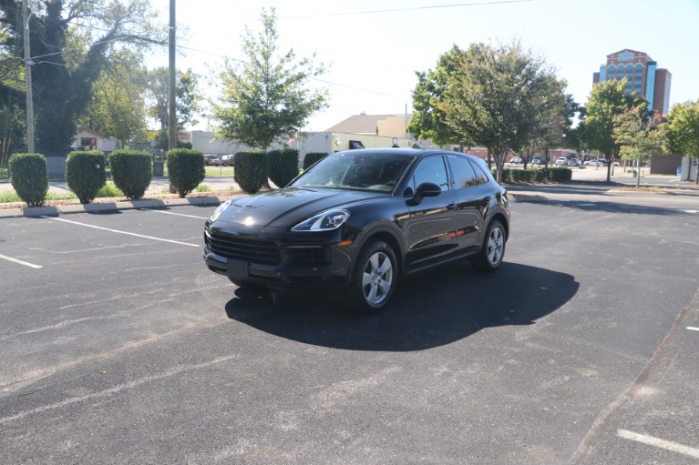 Used 2019 Porsche Cayenne AWD W/PREMIUM PACKAGE for sale $69,900 at Auto Collection in Murfreesboro TN 37130 2