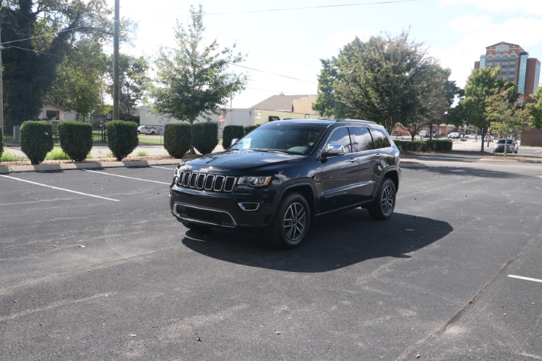 Used 2021 Jeep Grand Cherokee LIMITED 4WD W/NAV for sale $45,850 at Auto Collection in Murfreesboro TN 37130 2