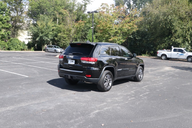 Used 2021 Jeep Grand Cherokee LIMITED 4WD W/NAV for sale $45,850 at Auto Collection in Murfreesboro TN 37130 3