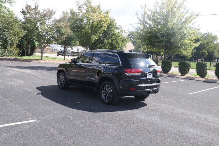 Used 2021 Jeep Grand Cherokee LIMITED 4WD W/NAV for sale $45,850 at Auto Collection in Murfreesboro TN 37130 4