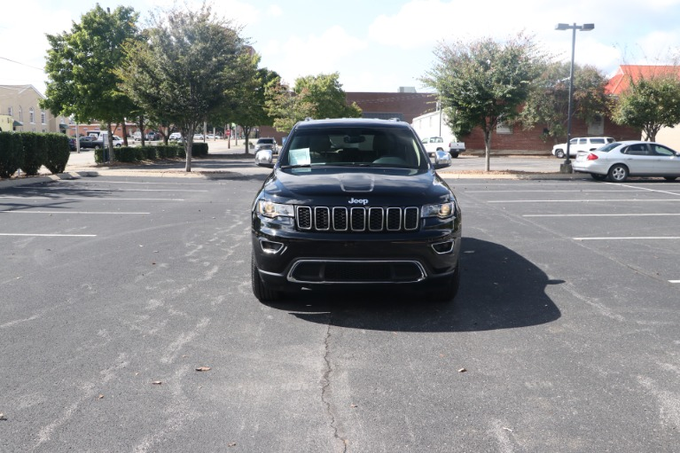 Used 2021 Jeep Grand Cherokee LIMITED 4WD W/NAV for sale $45,850 at Auto Collection in Murfreesboro TN 37130 5