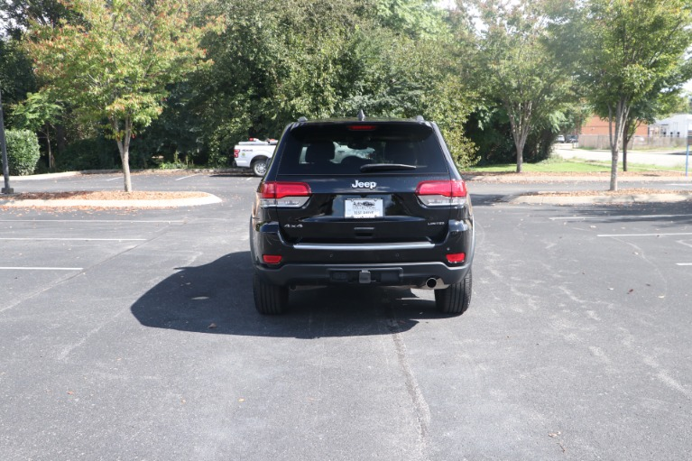 Used 2021 Jeep Grand Cherokee LIMITED 4WD W/NAV for sale $45,850 at Auto Collection in Murfreesboro TN 37130 6