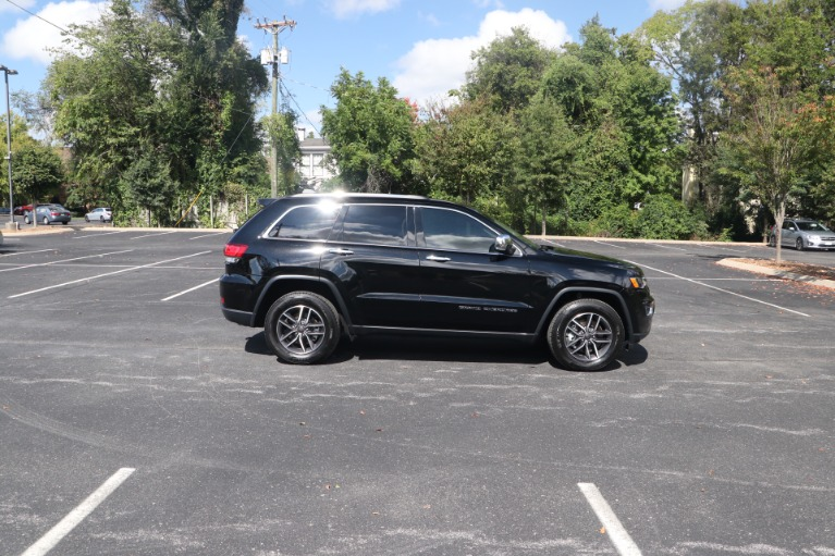 Used 2021 Jeep Grand Cherokee LIMITED 4WD W/NAV for sale $45,850 at Auto Collection in Murfreesboro TN 37130 8