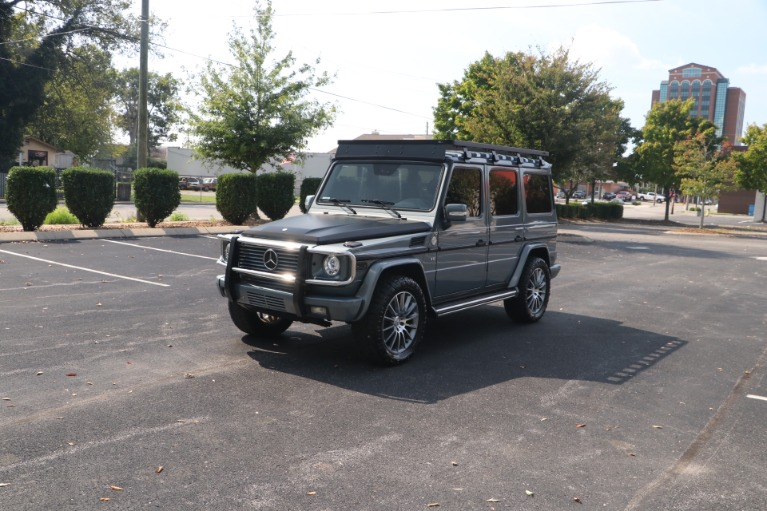 Used 2005 Mercedes-Benz G500 Grand Edition 4MATIC for sale $46,950 at Auto Collection in Murfreesboro TN 37130 2