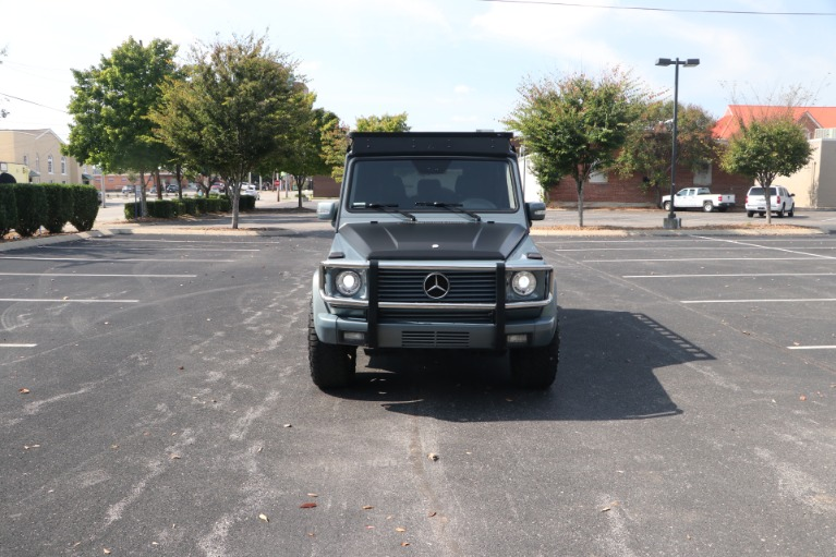 Used 2005 Mercedes-Benz G500 Grand Edition 4MATIC for sale $46,950 at Auto Collection in Murfreesboro TN 37130 5