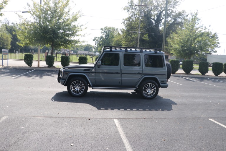 Used 2005 Mercedes-Benz G500 Grand Edition 4MATIC for sale $46,950 at Auto Collection in Murfreesboro TN 37130 7