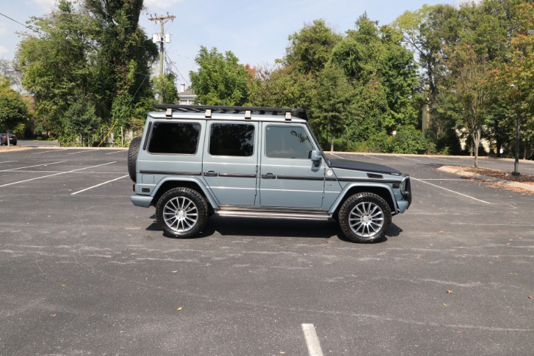 Used 2005 Mercedes-Benz G500 Grand Edition 4MATIC for sale $46,950 at Auto Collection in Murfreesboro TN 37130 8