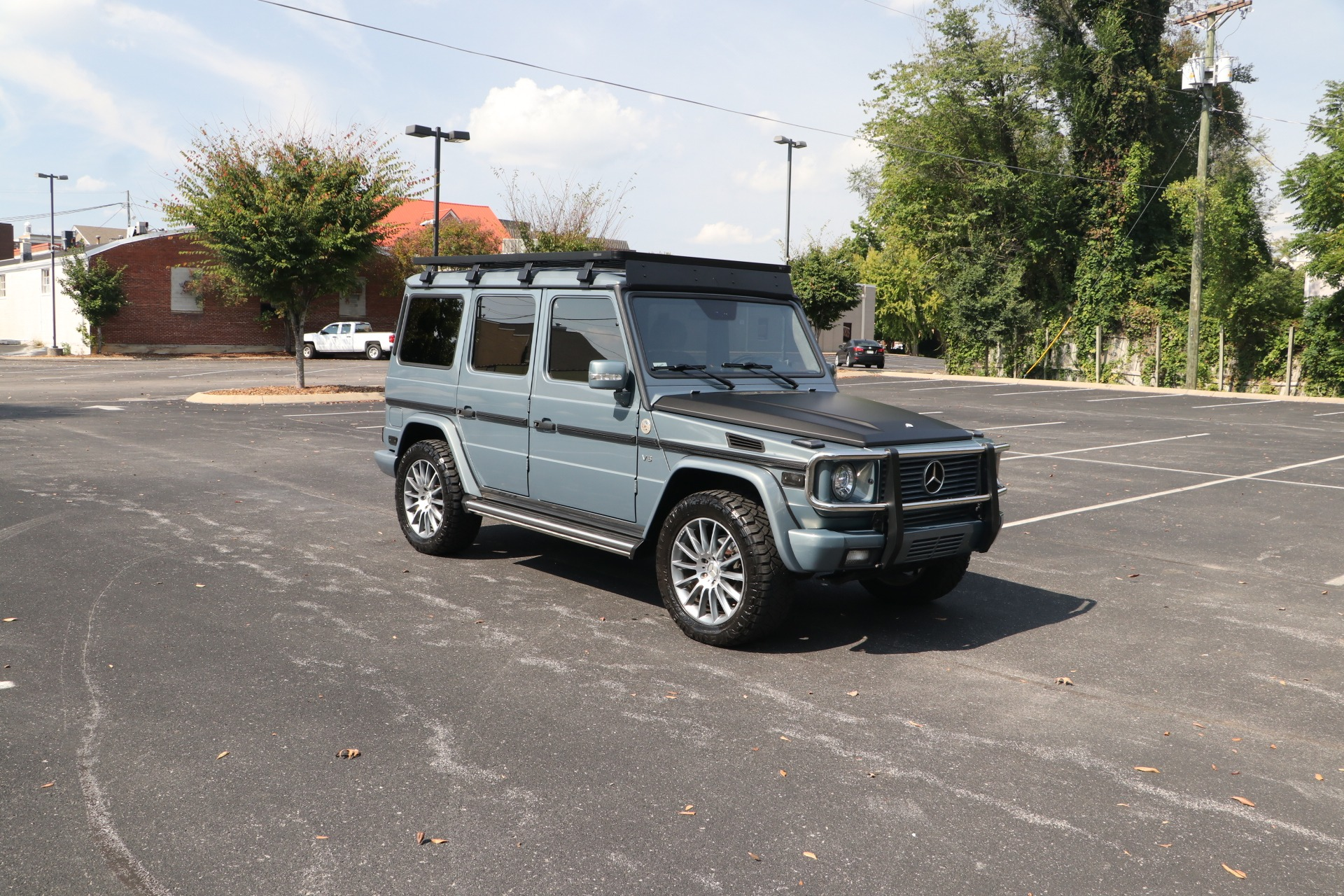 Used 2005 Mercedes-Benz G500 Grand Edition 4MATIC for sale $46,950 at Auto Collection in Murfreesboro TN 37130 1